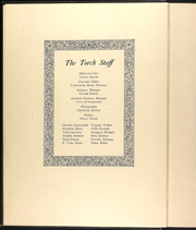 Page 8, 1926 Edition, Harris Stowe State University - Torch Yearbook (St Louis, MO) online yearbook collection