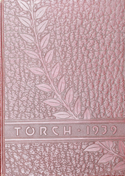 1939 Edition, Harris Stowe State University - Torch Yearbook (St Louis, MO)