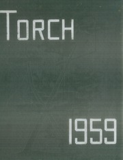 1959 Edition, Harris Stowe State University - Torch Yearbook (St Louis, MO)