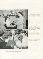 Page 15, 1959 Edition, Harris Stowe State University - Torch Yearbook (St Louis, MO) online yearbook collection