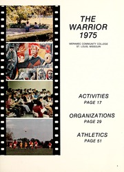 Page 11, 1975 Edition, St Louis Community College - Warrior Yearbook (St Louis, MO) online yearbook collection