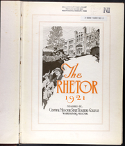 Page 7, 1921 Edition, University of Central Missouri - Rhetor Yearbook (Warrensburg, MO) online yearbook collection