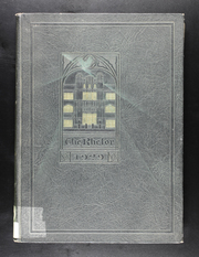 University of Central Missouri - Rhetor Yearbook (Warrensburg, MO) online yearbook collection, 1929 Edition, Page 1