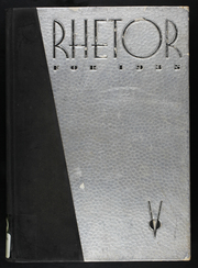 University of Central Missouri - Rhetor Yearbook (Warrensburg, MO) online yearbook collection, 1935 Edition, Page 1