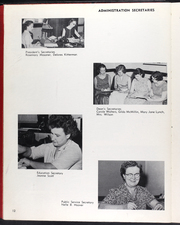 Page 12, 1959 Edition, University of Central Missouri - Rhetor Yearbook (Warrensburg, MO) online yearbook collection