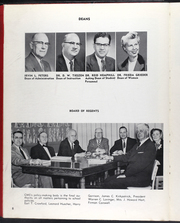 Page 8, 1959 Edition, University of Central Missouri - Rhetor Yearbook (Warrensburg, MO) online yearbook collection