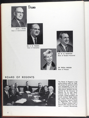 Page 10, 1960 Edition, University of Central Missouri - Rhetor Yearbook (Warrensburg, MO) online yearbook collection