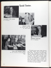 Page 16, 1960 Edition, University of Central Missouri - Rhetor Yearbook (Warrensburg, MO) online yearbook collection