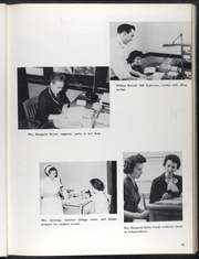 Page 17, 1960 Edition, University of Central Missouri - Rhetor Yearbook (Warrensburg, MO) online yearbook collection