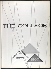 Page 9, 1960 Edition, University of Central Missouri - Rhetor Yearbook (Warrensburg, MO) online yearbook collection