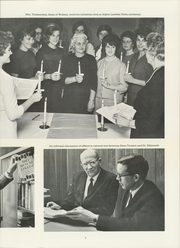 Page 11, 1969 Edition, University of Central Missouri - Rhetor Yearbook (Warrensburg, MO) online yearbook collection