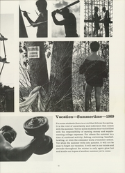 Page 17, 1969 Edition, University of Central Missouri - Rhetor Yearbook (Warrensburg, MO) online yearbook collection