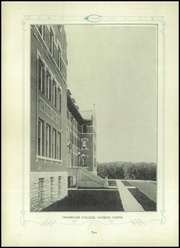 Page 6, 1928 Edition, Chaminade College Preparatory School - Cardinal Yearbook (St Louis, MO) online yearbook collection