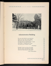 Page 11, 1931 Edition, Southwest Baptist University - Mozarkian Yearbook (Bolivar, MO) online yearbook collection