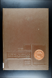 1967 Edition, Southwest Baptist University - Mozarkian Yearbook (Bolivar, MO)