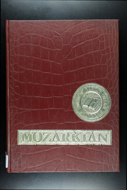1970 Edition, Southwest Baptist University - Mozarkian Yearbook (Bolivar, MO)