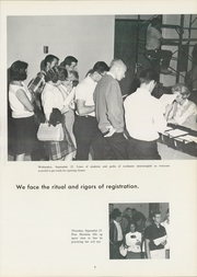 Page 11, 1966 Edition, Jefferson College - Vikon Yearbook (Hillsboro, MO) online yearbook collection