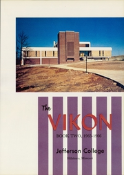 Page 5, 1966 Edition, Jefferson College - Vikon Yearbook (Hillsboro, MO) online yearbook collection