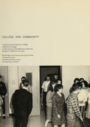 Page 6, 1968 Edition, Jefferson College - Vikon Yearbook (Hillsboro, MO) online yearbook collection
