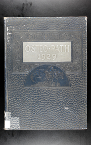 1929 Edition, Kansas City University of Medicine and Biosciences - Stethoscope Yearbook (Kansas City, MO)