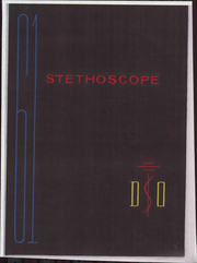 1957 Edition, Kansas City University of Medicine and Biosciences - Stethoscope Yearbook (Kansas City, MO)