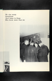 Page 11, 1964 Edition, Rockhurst University - Rock Yearbook (Kansas City, MO) online yearbook collection