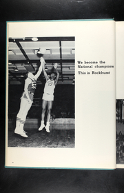 Page 14, 1964 Edition, Rockhurst University - Rock Yearbook (Kansas City, MO) online yearbook collection
