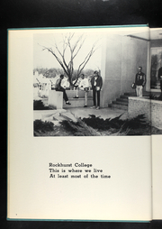 Page 8, 1964 Edition, Rockhurst University - Rock Yearbook (Kansas City, MO) online yearbook collection