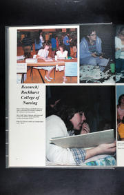 Page 10, 1985 Edition, Rockhurst University - Rock Yearbook (Kansas City, MO) online yearbook collection