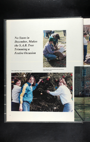 Page 12, 1985 Edition, Rockhurst University - Rock Yearbook (Kansas City, MO) online yearbook collection