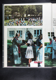 Page 8, 1985 Edition, Rockhurst University - Rock Yearbook (Kansas City, MO) online yearbook collection