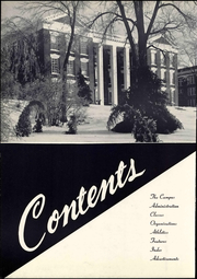 Page 10, 1950 Edition, William Jewell College - Tatler Yearbook (Liberty, MO) online yearbook collection