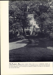 Page 14, 1950 Edition, William Jewell College - Tatler Yearbook (Liberty, MO) online yearbook collection