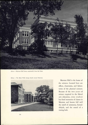 Page 16, 1950 Edition, William Jewell College - Tatler Yearbook (Liberty, MO) online yearbook collection