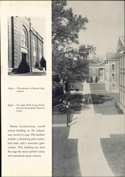 Page 17, 1950 Edition, William Jewell College - Tatler Yearbook (Liberty, MO) online yearbook collection