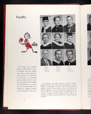 Page 12, 1958 Edition, William Jewell College - Tatler Yearbook (Liberty, MO) online yearbook collection