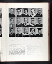 Page 13, 1958 Edition, William Jewell College - Tatler Yearbook (Liberty, MO) online yearbook collection