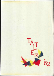 Page 1, 1962 Edition, William Jewell College - Tatler Yearbook (Liberty, MO) online yearbook collection