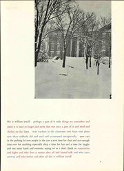 Page 15, 1962 Edition, William Jewell College - Tatler Yearbook (Liberty, MO) online yearbook collection