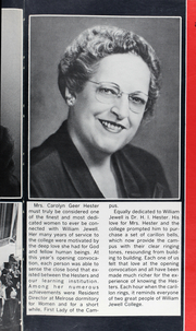 Page 7, 1977 Edition, William Jewell College - Tatler Yearbook (Liberty, MO) online yearbook collection
