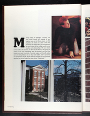 Page 12, 1985 Edition, William Jewell College - Tatler Yearbook (Liberty, MO) online yearbook collection