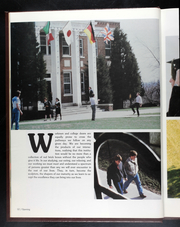 Page 16, 1985 Edition, William Jewell College - Tatler Yearbook (Liberty, MO) online yearbook collection