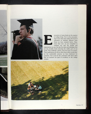 Page 17, 1985 Edition, William Jewell College - Tatler Yearbook (Liberty, MO) online yearbook collection