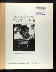 Page 5, 1985 Edition, William Jewell College - Tatler Yearbook (Liberty, MO) online yearbook collection