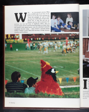 Page 6, 1985 Edition, William Jewell College - Tatler Yearbook (Liberty, MO) online yearbook collection