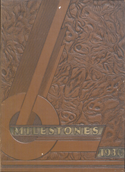 1936 Edition, Culver Stockton College - Milestones Yearbook (Canton, MO)