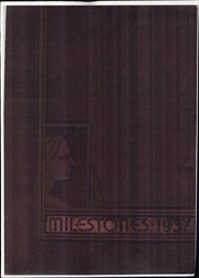 1937 Edition, Culver Stockton College - Milestones Yearbook (Canton, MO)