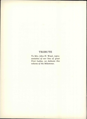 Page 12, 1937 Edition, Culver Stockton College - Milestones Yearbook (Canton, MO) online yearbook collection