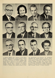 Page 9, 1961 Edition, Culver Stockton College - Milestones Yearbook (Canton, MO) online yearbook collection