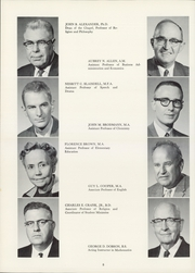 Page 12, 1962 Edition, Culver Stockton College - Milestones Yearbook (Canton, MO) online yearbook collection